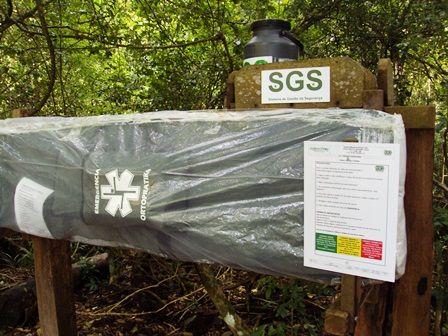 SGS - Sistema de Gestão de Segurança