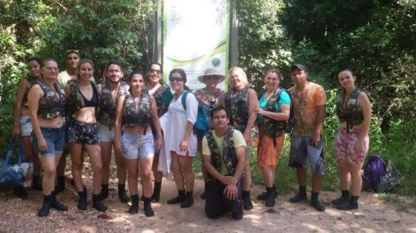 Integrantes do CAT visitam a Estância Mimosa e Recanto Ecológico Rio da Prata