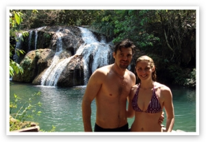 Blogueira Carol Wieser visita Estância Mimosa