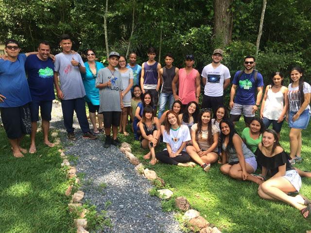 Alunos de Bonito visitam a Estância Mimosa
