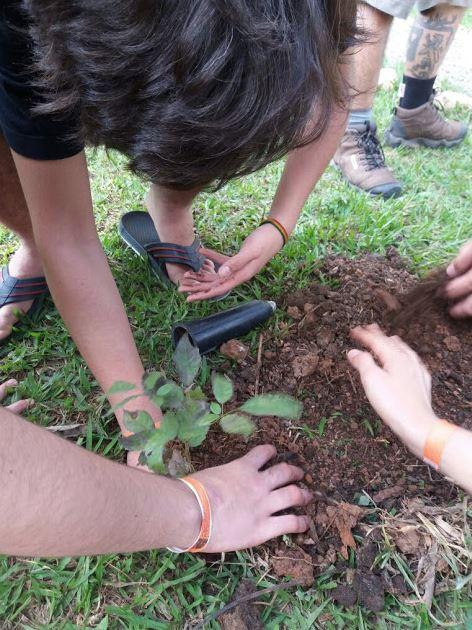 Alunos de Escola de São Paulo visitam atrativos do Grupo Rio da Prata