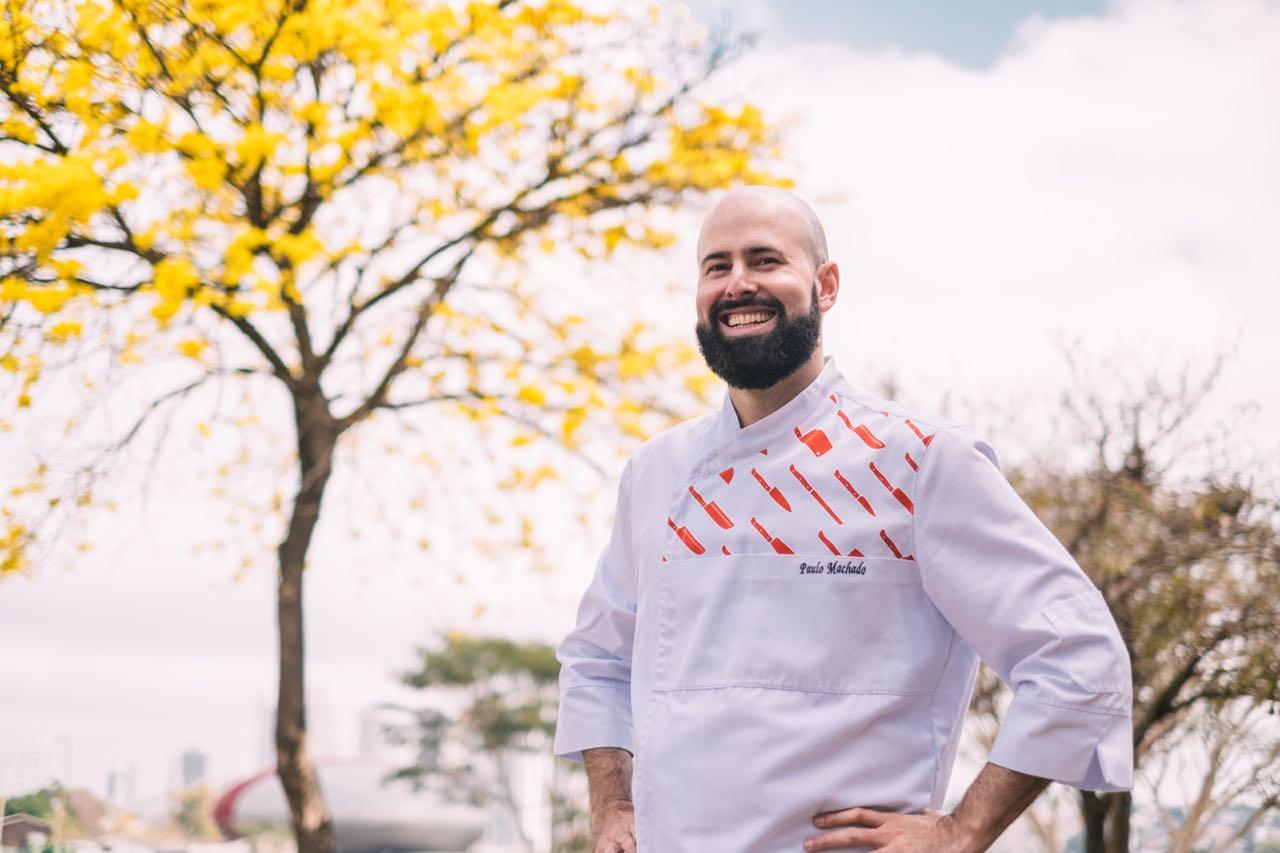 Chef Paulo Machado