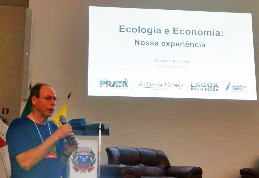 Eduardo Coelho ministra palestra na ABETA SUMMIT 2018