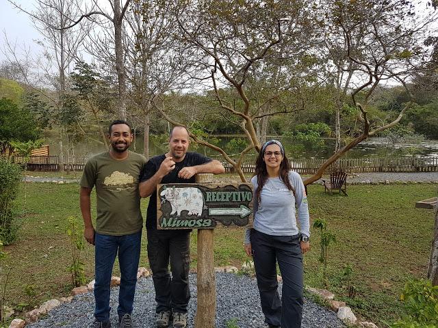 ABNT realiza auditoria nos atrativos do Grupo Rio da Prata